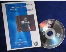 International Magic Lecture by Luke Jermay
