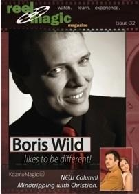 Reel Magic Episode 32 Boris Wild