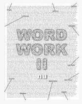 Word Work 2 by Alain Nu