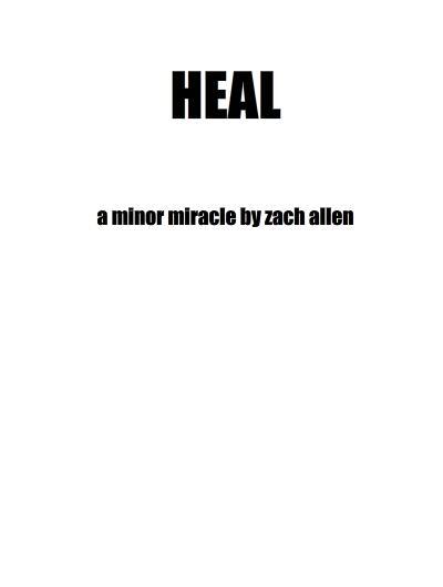 HEAL by Zach Allen