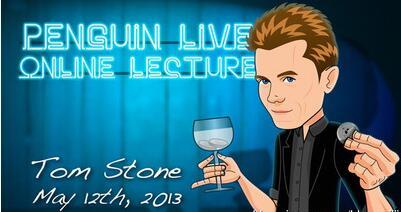 Tom Stone LIVE Penguin LIVE