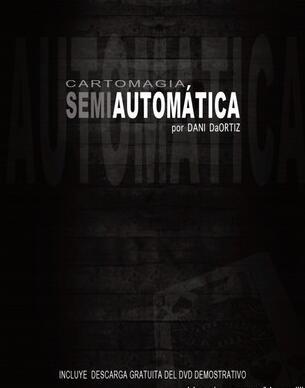 Cartomagia Semiautomática by Dani Daortiz