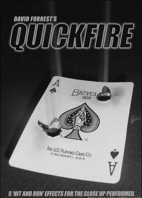 Quickfire by Dave Forrest