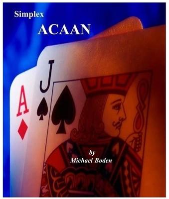 Simplex ACAAN by Michael Boden