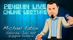 Michael Eaton LIVE Penguin LIVE
