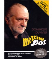 Melting Pot 2 DVD Set by Dominique Duvivier and Mayette Magie Moderne