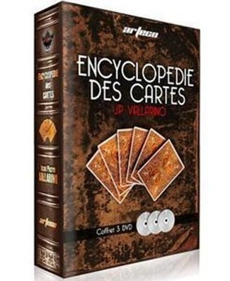 L Encyclopedie Des Cartes by Jean Pierre Vallarino 3 Volume set