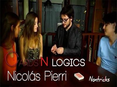 Cards N Logics by Nicolas Pierri