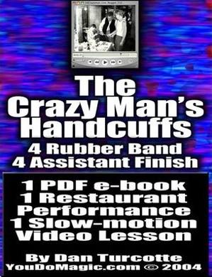 Crazy Man Lesson by Dan Turcotte