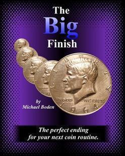 The Big Finish by Michael Boden