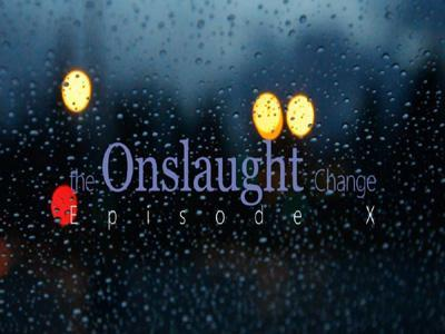 The Onslaught Change by Chris Brown