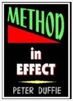 Method In Effect by Peter Duffie