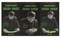 Green Magic by Lennart Green 3 Volume Set