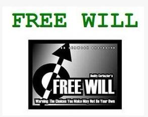 Free Will by Paolo Cavalli & Greg Arce