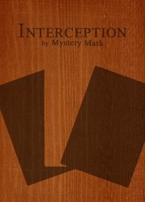 Interception by Mystery Mark
