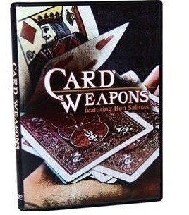 Card Weapons by Ben Salinas