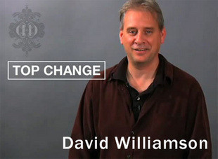 Dan and Dave Top Change by David Williamson