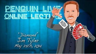 Diamond Jim Tyler LIVE Penguin LIVE