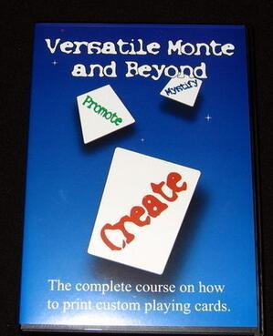 Versatile Monte And Beyond by Mark Allen