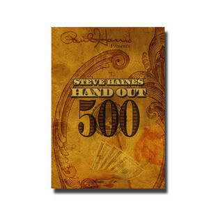 Hand Out 500 by Steve Haynes