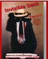 Invisible Deck Teach by Rick Castro