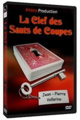 La Clef des Sauts de Coupes by JP Vallarino