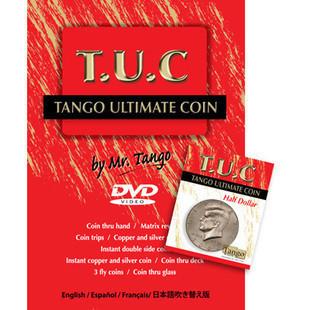 T.U.C Tango Ultimate Coin by Mr. Tango