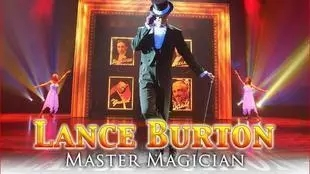 The Legend Begins by Lance Burton