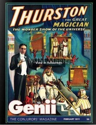 Genii Magazine February 2011