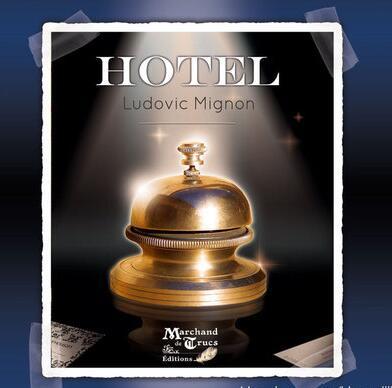 Hotel by Ludovic Mignon
