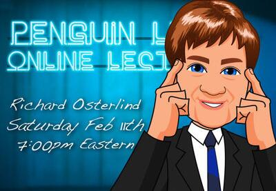 Richard Osterlind LIVE Penguin LIVE