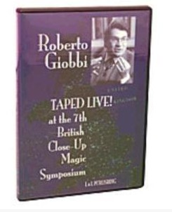 Taped Live by Roberto Giobbi