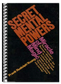 """""""SECRET MENTAL POWERS"""" Miracle of Mind Magic Course"""