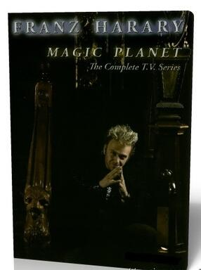 Magic Planet by Franz Harary 6 Volume set