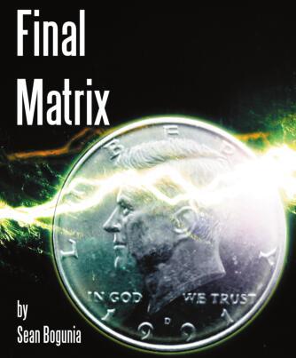 Final Matrix Booklet by Sean Bogunia