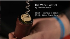 The Wine Control by Alexandre Wilmes