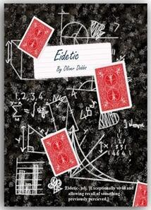 Eidetic Deluxe by Oliver Dobbs
