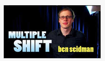 Multiple Shift by Ben Seidman