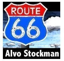 Route 66 by Alvo Stockman