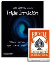 TRIPLE INTUICIóN by Dani Daortiz