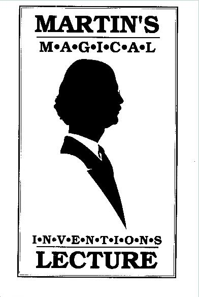 Magical Inventions by Martin Lewis