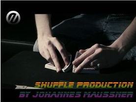 Shuffle Production by Johannes Maussner