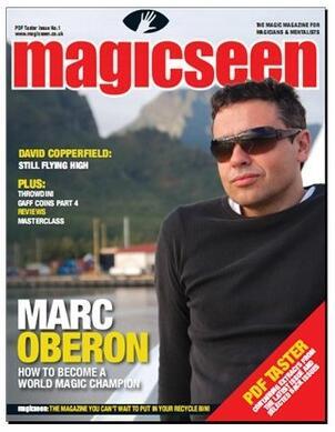 Magicseen Magazine #1