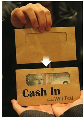 Cash In by Will Tsai and SM Productionz