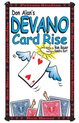 Devano Card Rise by Don Alan