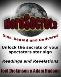 HoroSecrets by Joel Dickinson