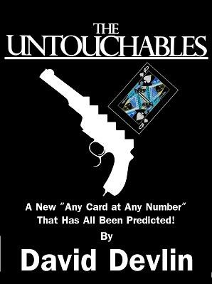 The Untouchables by David Devlin