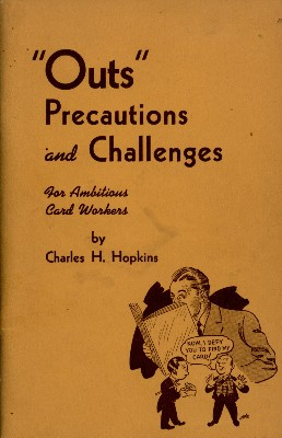 Outs Precautions & Challenges by Charles H. Hopkins