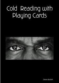 Cold Reading with Playing Cards by Simon Beckett
