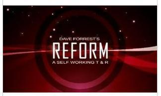 REFORM by Dave Forrest